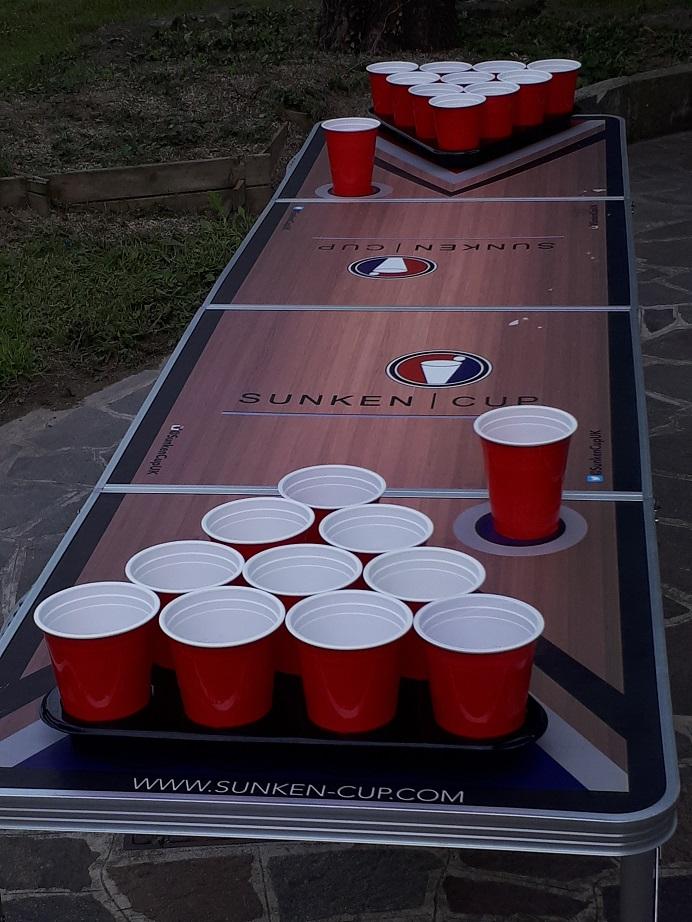beer pong tavolo originale